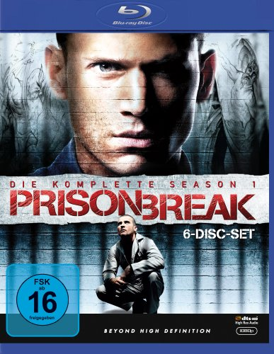 Prison Break - Season 1 [Blu-ray]