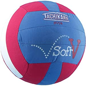 Buy Tachikara Soft-V Fabric Volleyball by Tachikara