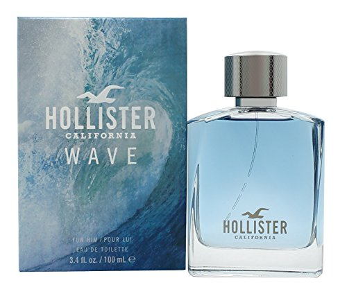 Hollister 100 ml Eau de Toilette Spray per lui
