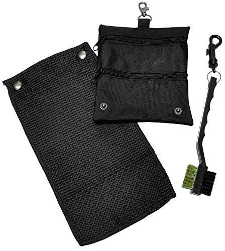 caddydaddy-golf-golf-accessory-bag-towel-brush-set-black