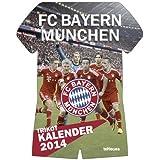 FC Bayern München Trikotkalender 2014