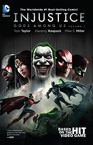 Injustice: Gods Among Us: Year One, Vol. 1