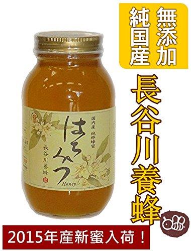 100%国産純粋 アカシアはちみつ【北海道産・無添加】  (2400g)
