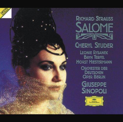 """R. Strauss: Salome, Op.54 / Scene 3 - """"Niemals, Tochter Babylons,Tochter Sodoms,...Niemals """"N"""