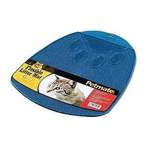 Petmate 22980 Flex Pet Litter Mat (Assorted Colors)
