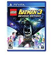 LEGO Batman 3: Beyond Gotham - PlayStation Vita from Warner Home Video - Games