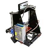 Ridgeyard-3D-Drucker-DIY-Full-Kit-mit-MK8-Extruder-RepRap-Prusa-I3-LCD-Bildschirm-USB-SD-Karte