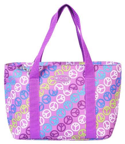 kora-k2-137-insulated-fashion-lunch-tote-purple-peace