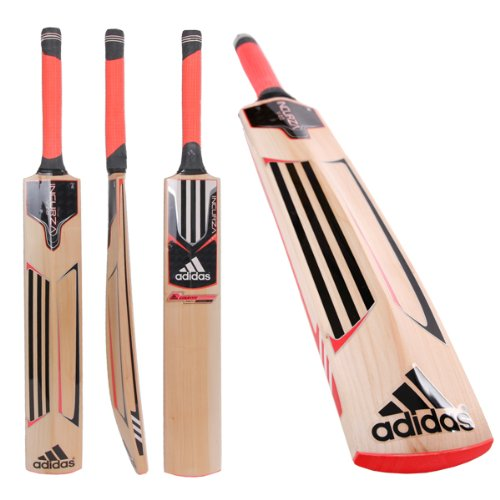 Adidas Incurza County Junior Grade 2 English Willow Cricket Bat (V87543) rrp£130