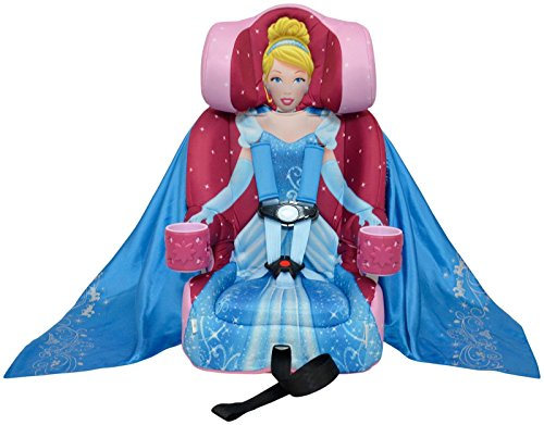 Best Review Of Kids Embrace Harness Booster Car Seat - Cinderella