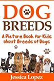 Childrens Book About Breeds of Dogs: A Kids Picture Book About Breeds of Dogs with Photos and Fun Facts
