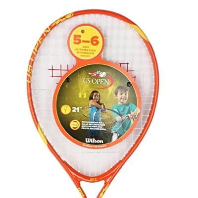 Wilson Us Open 21 Racquet, Junior