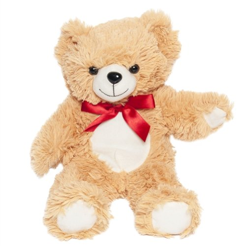 Light Brown Bear - 15 inch size