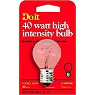 Do it Intermediate Base High-Intensity Light Bulb-40W CLR H INTENSITY BULB