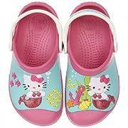 crocs 14024 Hello Kitty Clog (Toddler/Little Kid)