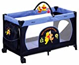 Hauck Dream 'n' Play Disney Winnie the Pooh Best Friends Travel Cot