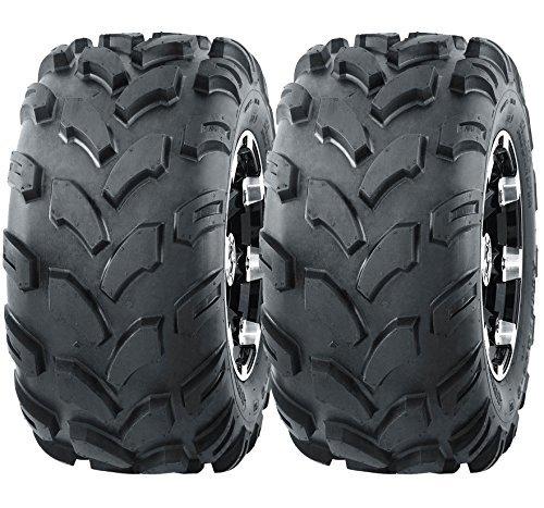 2 New WANDA Sport ATV Tires 19X7-8 4PR - 10002 (15x9 Low Profile Tires compare prices)