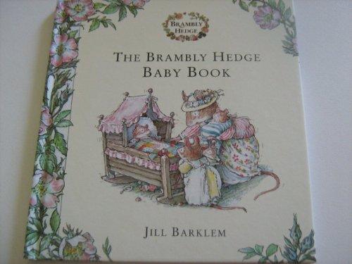 Brambley Hedge Baby Book