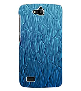 ColourCraft Pattern Design Back Case Cover for HUAWEI HONOR HOLLY