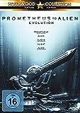 DVD ALIEN 1-4 & PROMETHEUS [Import allemand]