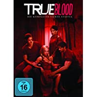 True Blood - Die komplette vierte Staffel [5 DVDs]