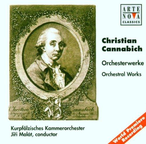 cannabich-orchestral-works