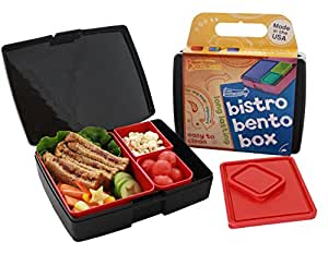 bento lunch box usa made leakproof durable. Black Bedroom Furniture Sets. Home Design Ideas