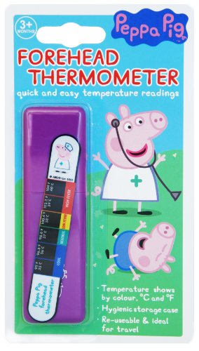 Peppa Pig Forehead Thermometer                     (Free Delivery)
