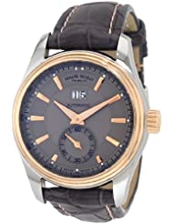 Armand Nicolet Men's 8646A-GR-P914GR2 M02 Classic Automatic Two-Toned Watch