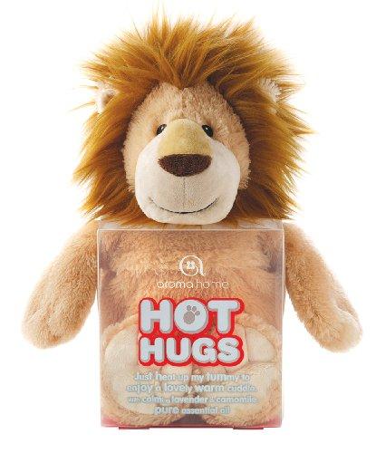 Aroma Home Hot Hugs Microwavable Warmer - Lion