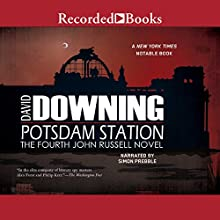 Potsdam Station Audiobook by David Downing Narrated by Simon Prebble