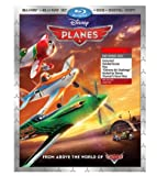 Disney 3D Planes Exclusive Combo Pack (3D Blu-ray + DVD + Digital Copy) and Franz's Song