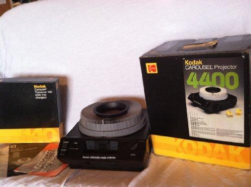 Kodak BC4404 Carousel 4400 Projector (Kodak Slide Tray compare prices)