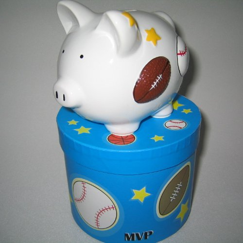 Ceramic Piggy Bank MVP