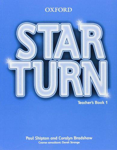 STAR TURN 1 TB, Buch