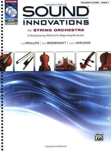 Sound Innovations for String Orchestra, Bk 1: A...