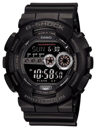 [カシオ]CASIO 腕時計 G-SHOCK ジーショック GD-100-1BJF メンズ