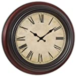 FHE Group Old World 18-Inch Wall Cloc...