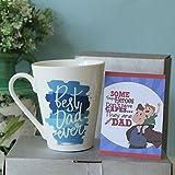 Best Dad Ever Mug-Mug 1, Fathers Day Tag 1, mugs for fathers day, ceramic mugs for fathers day, gifts for fathers day, fathers day gifts from daughter, fathers day gifts from son, fathers day gifts from kids, fathers day gifts, birthday gifts for father, birthday gifts for dad, coffee mugs for father, Conical Coffee Mug-GIFTS111708