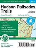 img - for Hudson Palisades Trails book / textbook / text book