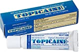 TOPICAINE 4%- Lidocaine Gel (10 grams) Anesthetic Skin Numbing Cream Numb Tattoo Laser Piercing Waxing FAST SHIPPING