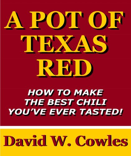 A Pot of Texas Red (Cowles Red compare prices)