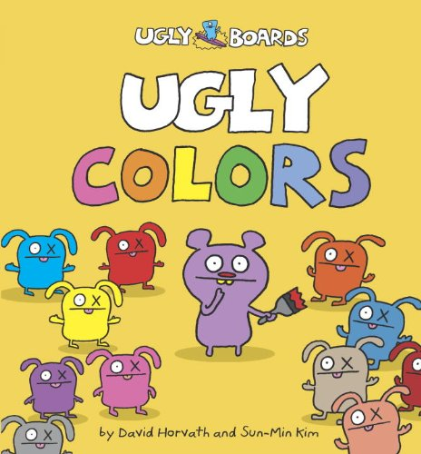 Ugly Colors (Uglydolls)