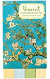 Van Gogh Almond Blossoms Mini Sticky Notes