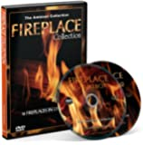 Fire 2 DVD Box Set-Fireplace Collection 2013 with a choose out of 18 Fireplaces with the Sounds of Burning Wood