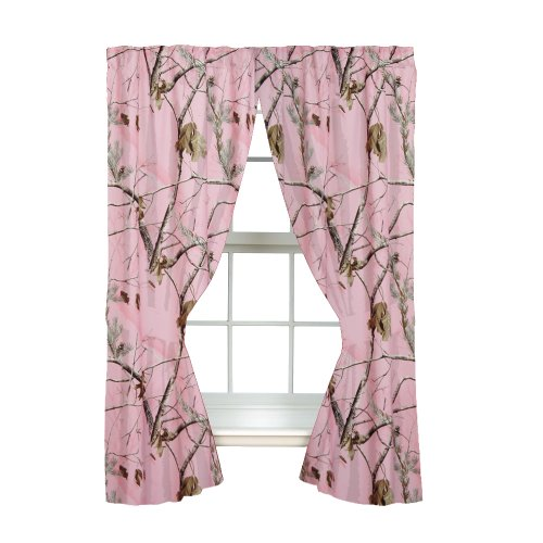 Pink Realtree Bedding 9549 front