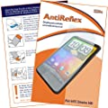 """mumbi Displayschutzfolie HTC Desire HD Displayschutz """"AntiReflex"""" antireflektierend!"""