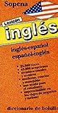 img - for Lexicon Ingles - ingles-espanol y espanol-ingles: diccionario de bolsillo (Spanish Edition) book / textbook / text book