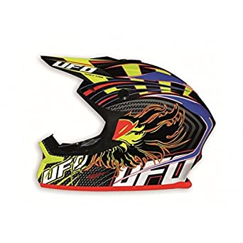 Casque off-road UFO SPECTRA ECLIPSE taille XS - 433027XS - Casque moto Off Road