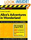 CliffsComplete Alice's Adventures in Wonderland